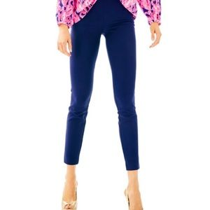 NWOT Lilly Pulitzer Alessia Stretch Dinner Pants